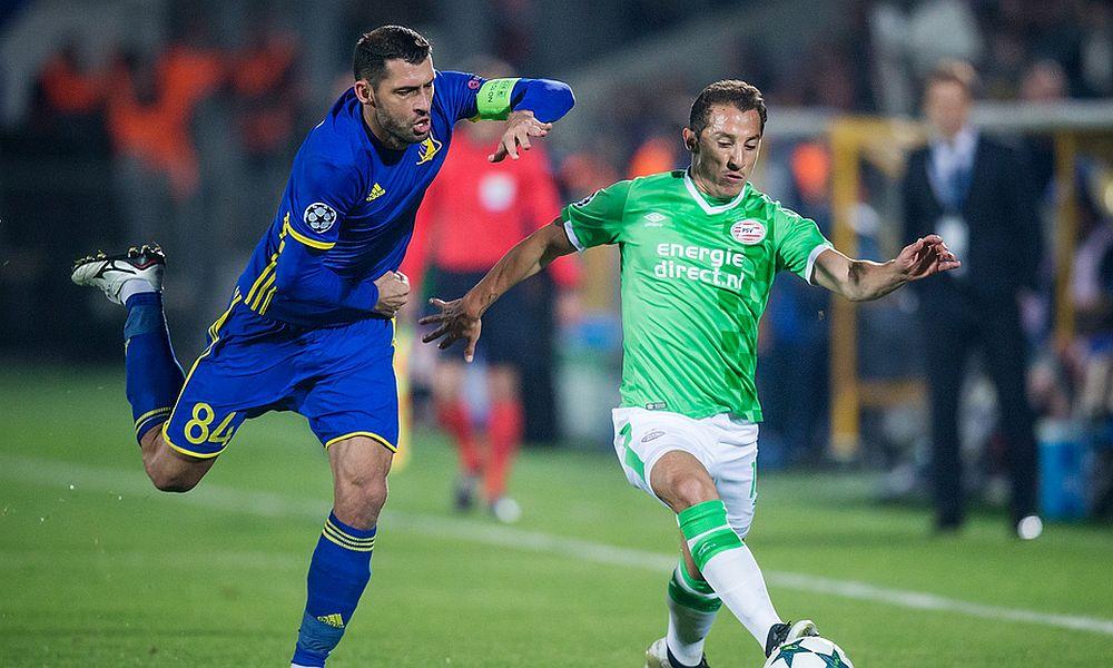 FC Rostov v PSV Eindhoven - UEFA Champions League