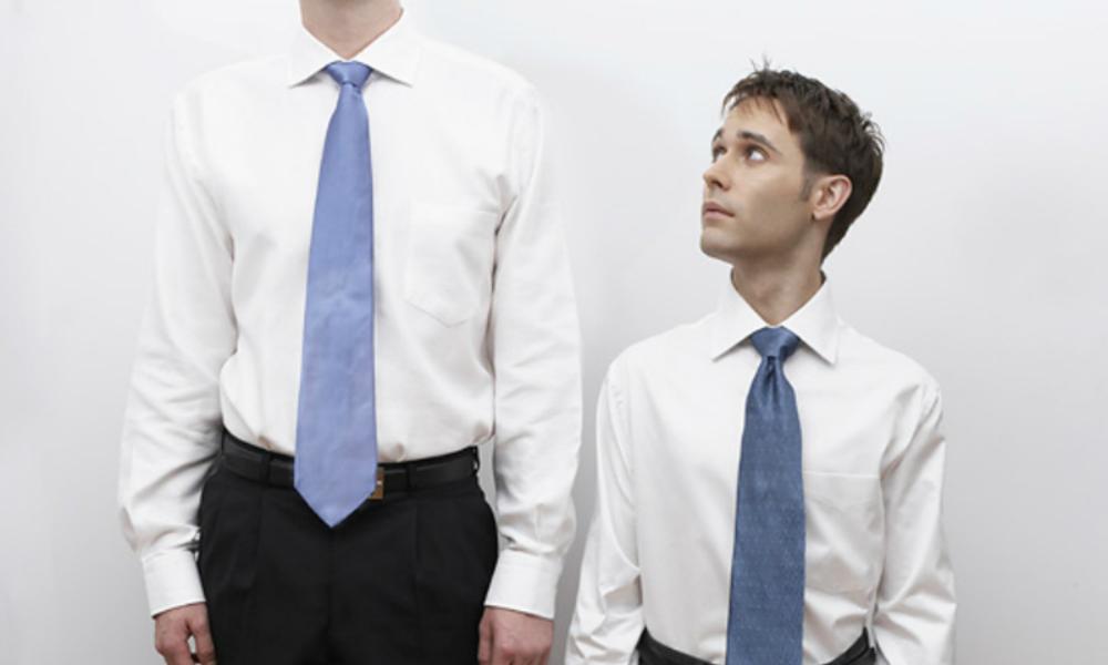 Ученые: жизненный успех мужчины связан с его ростом