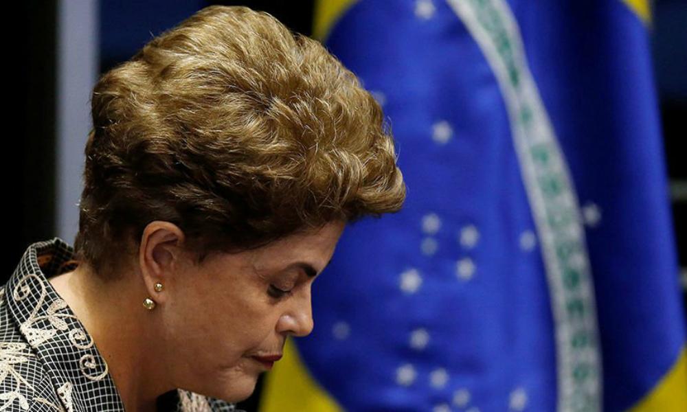 Последнее слово Руссефф: экс-президент Бразилии процитировала Маяковского и пообещала вернуться