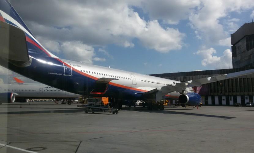 ВШереметьево экстренно приземлился самолёт из-за состояния здоровья ребёнка