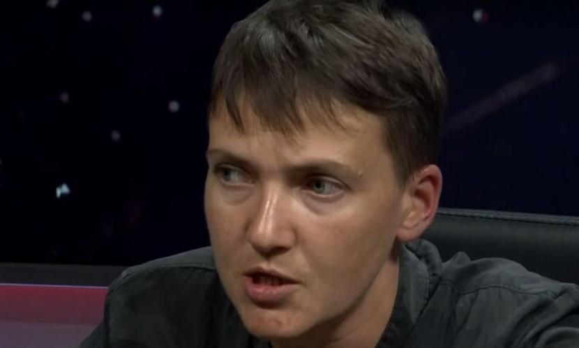 Не за бюджетные: Савченко рассказала Киселеву о спонсорах ее путешествия в Калифорнию