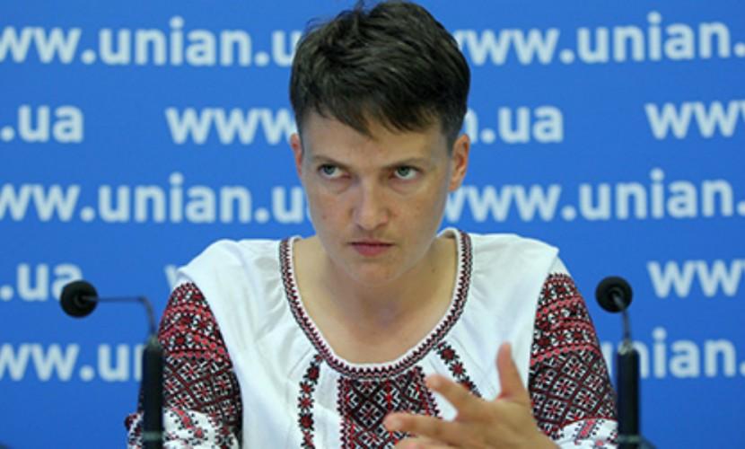 Савченко предложила присвоить «особый статус» всей Украине