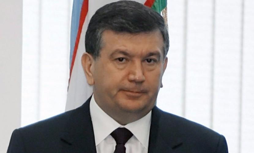 Мирзиёев возглавил на временной основе Узбекистан после кончины Каримова