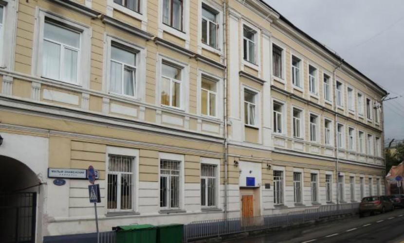 Умосковской школы №57 прошла акция вподдержку директора