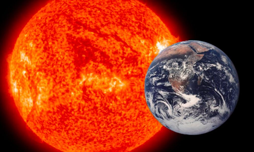 Истощенное Солнце притянет к себе Землю и уничтожит человечество в скором времени, - ученые