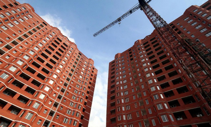 Столичные застройщики несдали 60% недвижимости вовремя