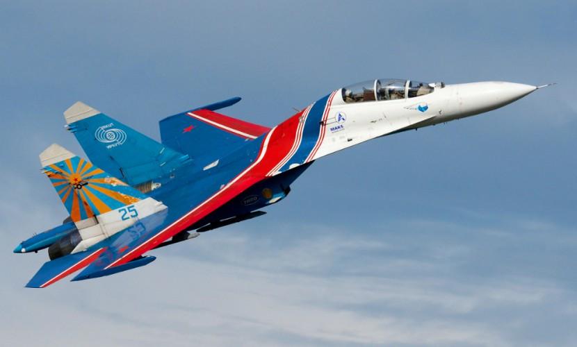 Пентагон: русский Су-27 опасно сблизился ссамолетом США