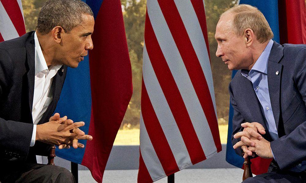 Путин своими ударами по террористам в Сирии спутал все карты Вашингтону, - The Sunday Times