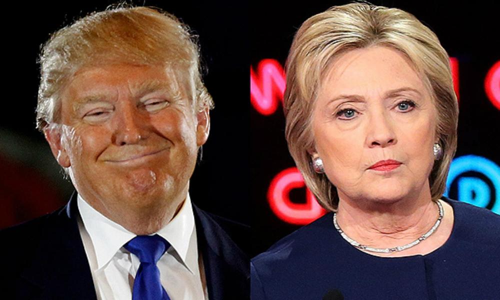 Дональд Трамп предложил разоружить телохранителей Клинтон и «посмотреть, что с ней произойдет»