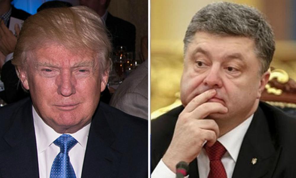 Трамп унизил Порошенко отказом встретиться на полях Генассамблеи ООН