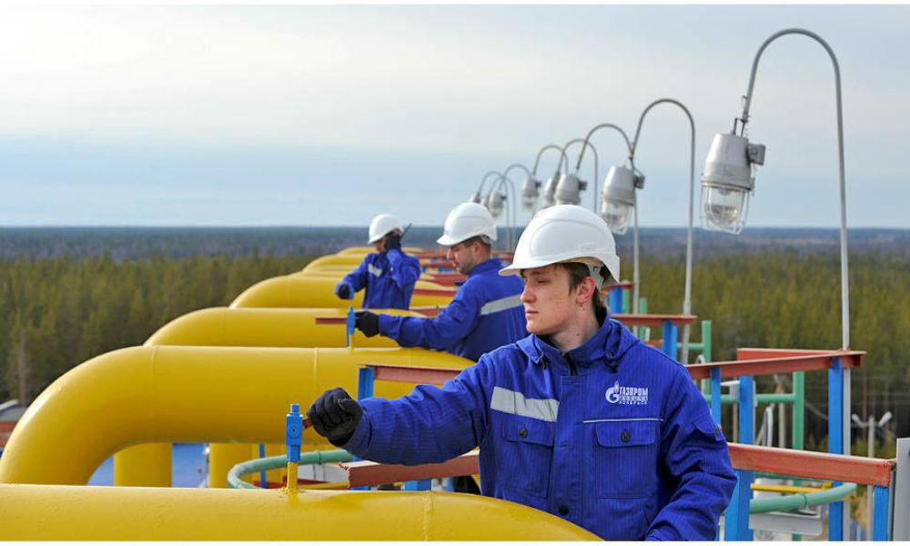 Скандал на Украине вокруг контроля над газотранспортной системой лишил