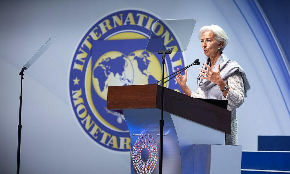 Международный валютный фонд сделал Украину богаче на 1 миллиард долларов