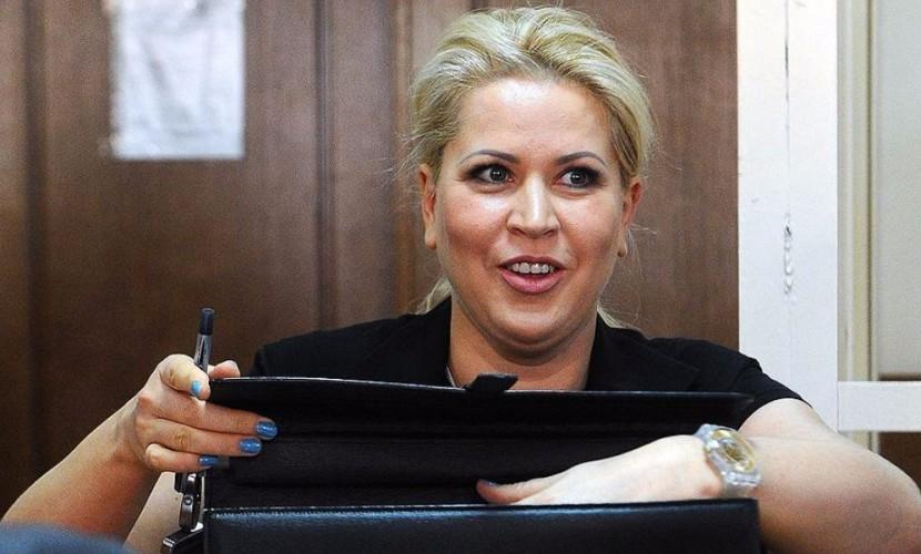 Бывшая заключенная Евгения Васильева села за студенческую скамью в МГУ