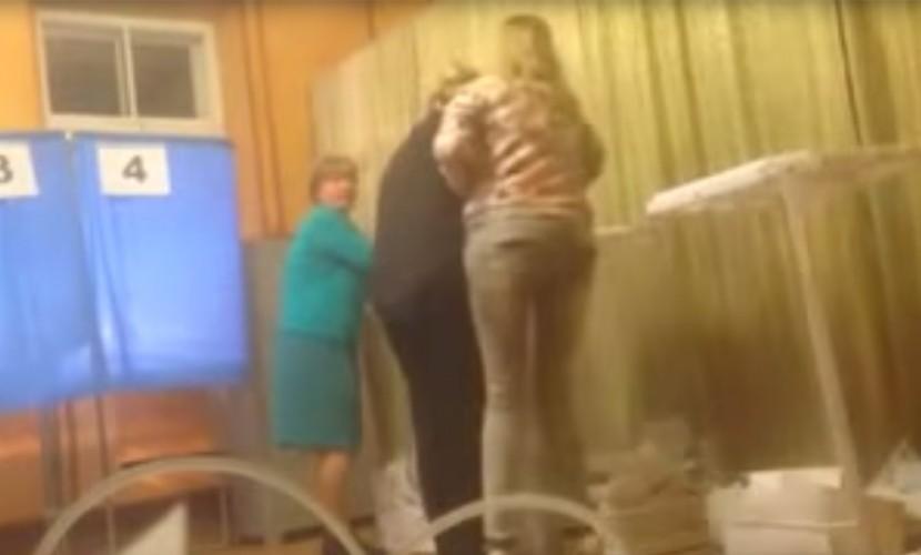 ВБелгородской области из-за вброса аннулировали результаты выборов наизбирательном участке