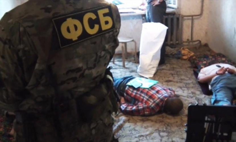 ФСБ накрыла группу вербовщиковИГ вПодмосковье