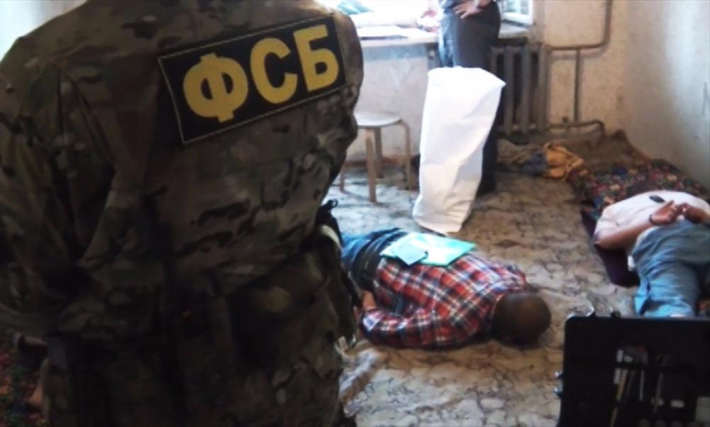 Оперативники в Подмосковье задержали банду предполагаемых вербовщиков ИГИЛ