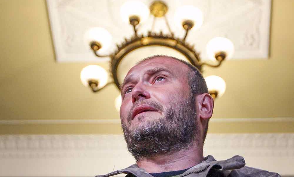 СК России возбудил уголовное дело против Дмитрия Яроша и других лидеров
