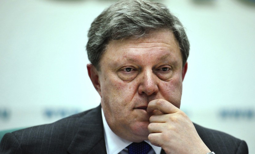 После провала «Яблока» на выборах в Госдуму Явлинский заявил о президентских амбициях