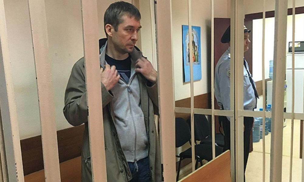Прокурор в суде рассказал о найденных в автомобиле полковника Захарченко миллионах