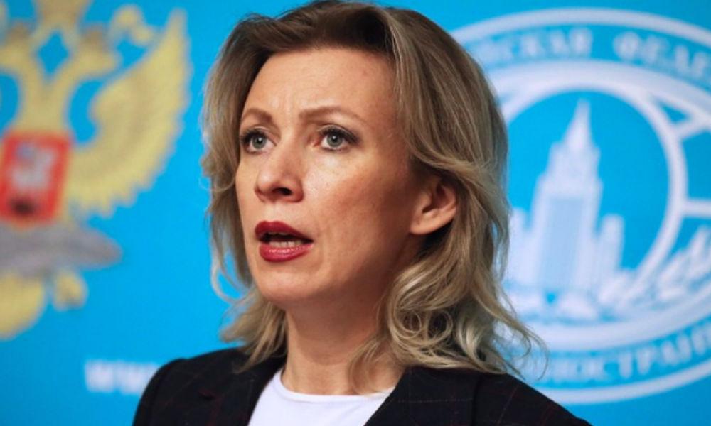 «Надо еще поднатужиться»: Захарова перевела обращение Байдена к «братьям украинцам»