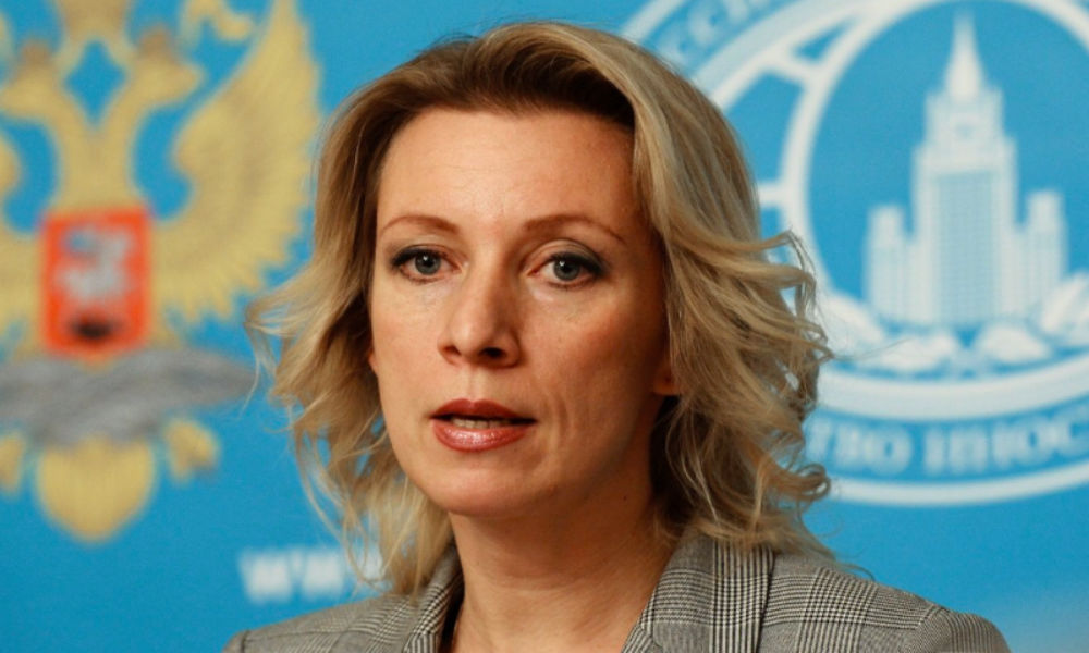 «Ребята, это дипломатия»: Захарова призвала США проявить выдержку