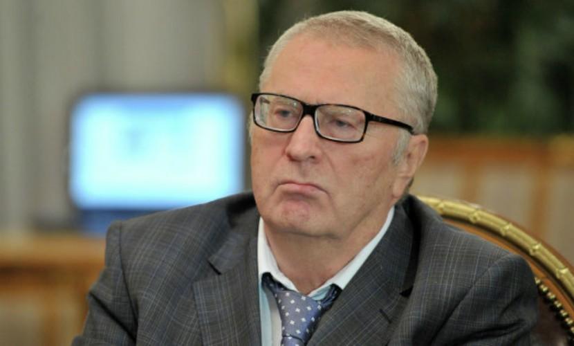 Жириновский вэфире американскогоТВ раскрыл тайный диагноз Хиллари Клинтон