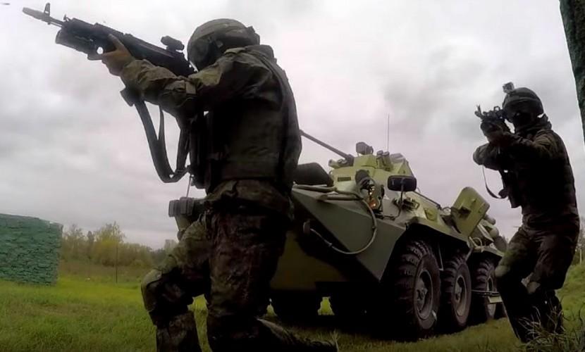 Около 100 тыс. комплектов «Ратника» поступили вСухопутные войска РФ