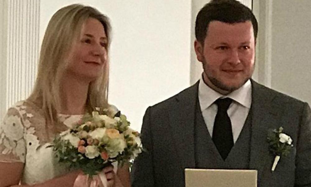 Телеведущий Владимир Соловьев раскрыл тайну свадьбы своего сына
