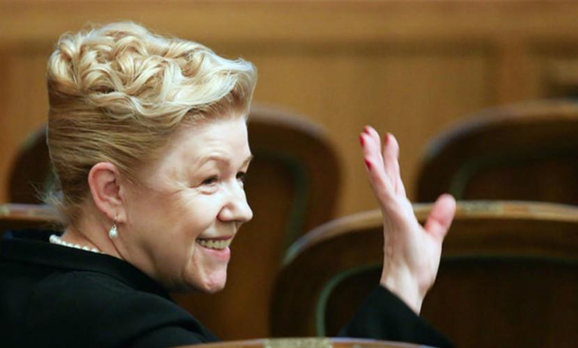 Сенатор Мизулина начала открытый конфликт с правительством