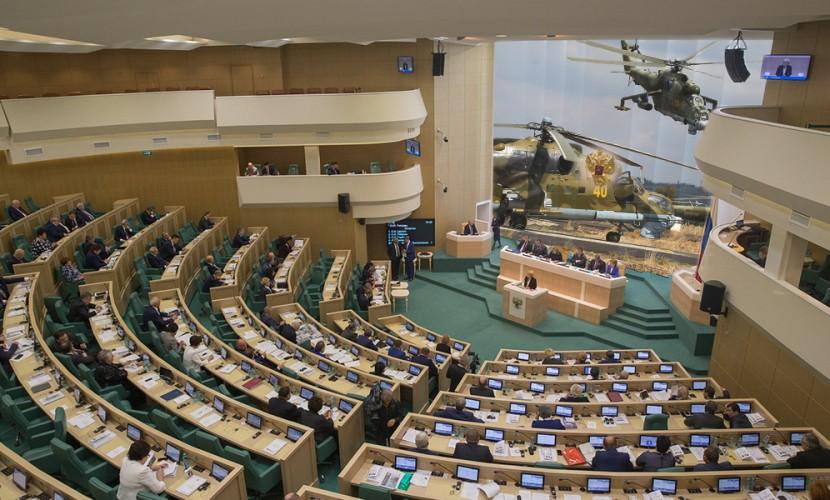 Совет Федерации одобрил закон о бессрочном размещении российской авиабазы в Сирии