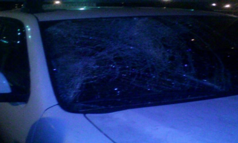 Напавшие на защитников московского сквера погромщики разбили машину знаменитого Паркмена