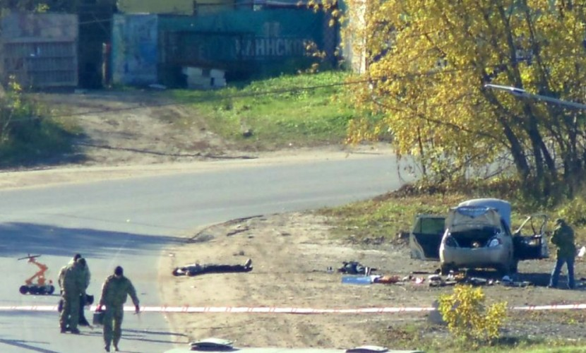 ВНижнем Новгороде убиты двое подозреваемых втерроризме, оцеплен жилой микрорайон