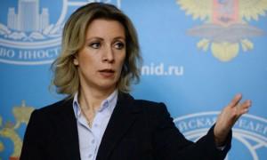 Захарова высмеяла заявление Джонсона о