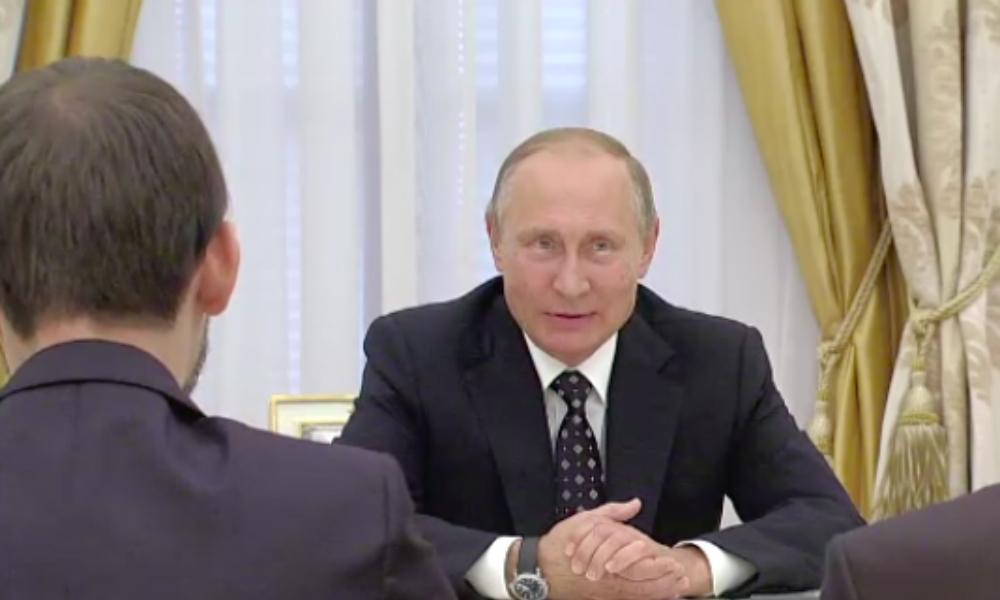 Путин рассказал о способе попасть в