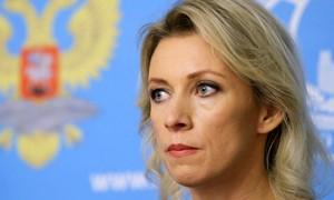 Захарова объяснила взлом сайта МИД РФ