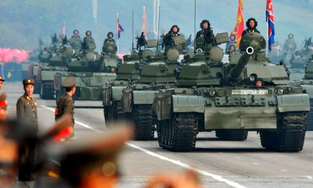 КНДР пригрозила нанести удар по США и Японии в случае