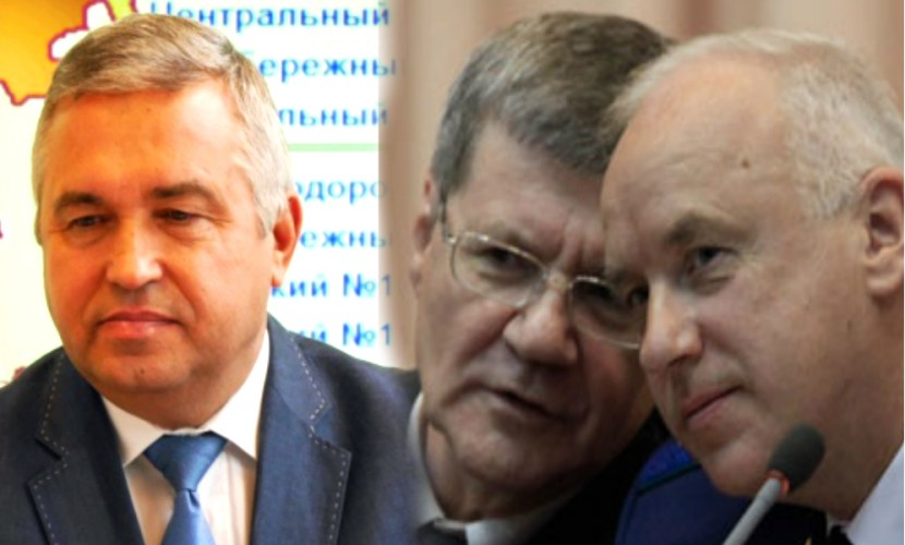 Центризбирком попросил Чайку и Бастрыкина побыстрее разобраться с главой воронежского избиркома Селяниным