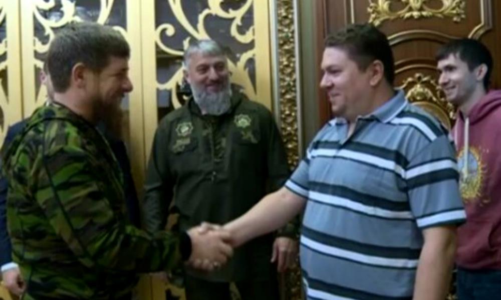 Кадыров придумал позитивное название для 2017 года
