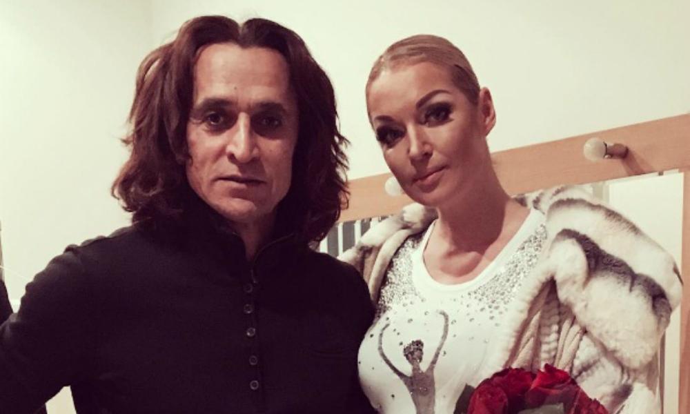 Анастасия Волочкова показала своего первого мужчину
