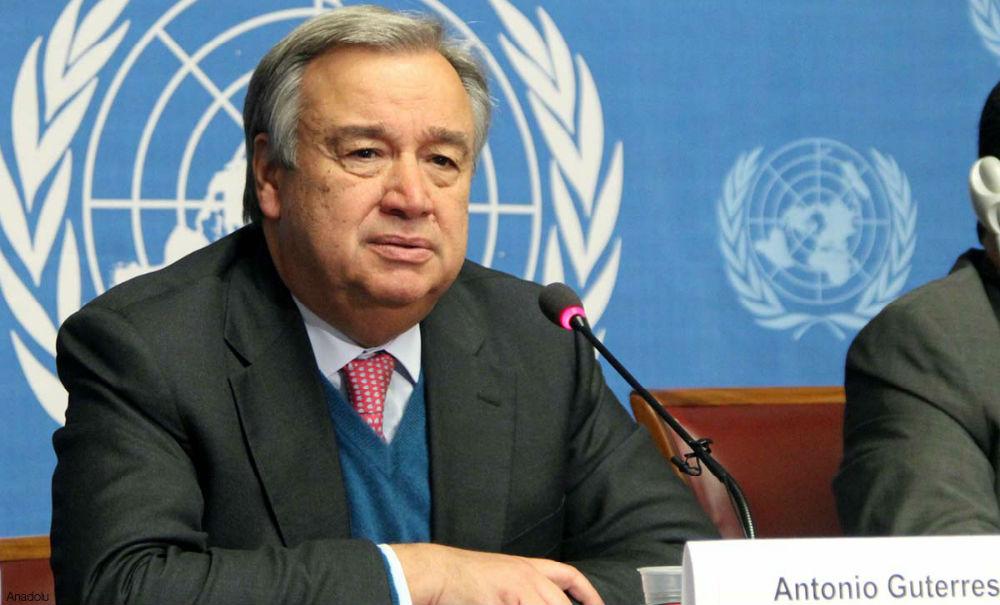 Генеральная ассамблея ООН нашла замену Пан Ги Муну на посту генсека