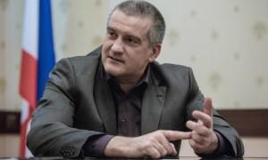 «Выломать дверь - и в кабинет к мэру»: Аксенов сделал неожиданное предложение