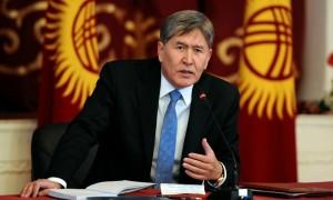 Президент Киргизии отправил правительство в отставку после распада парламентского большинства