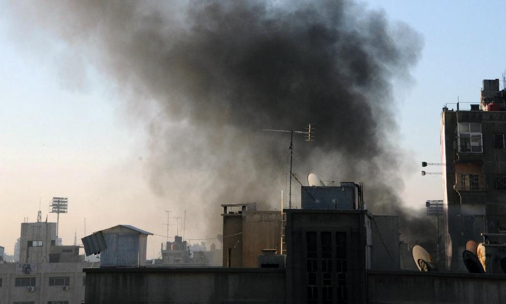 МИД России выпустило заявление в связи с минометным обстрелом посольства в Сирии