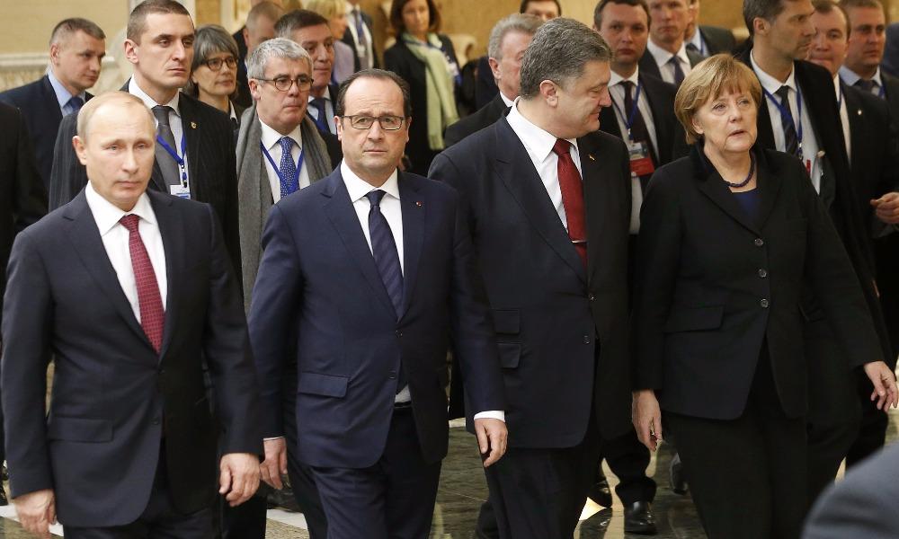 Путин пережил накануне в Берлине