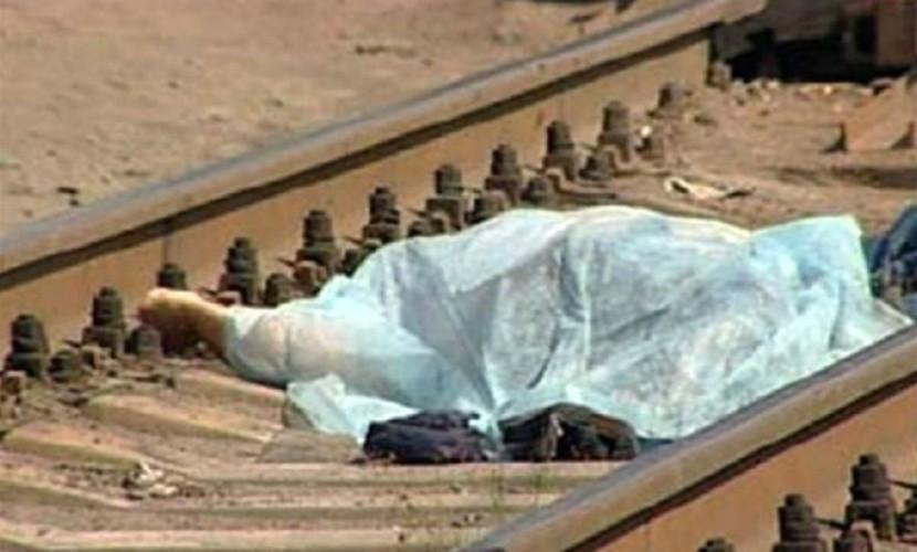 Муж с женой погибли под колесами грузового поезда в Подмосковье