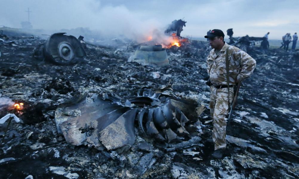 Виновных в авиакатастрофе с малайзийским