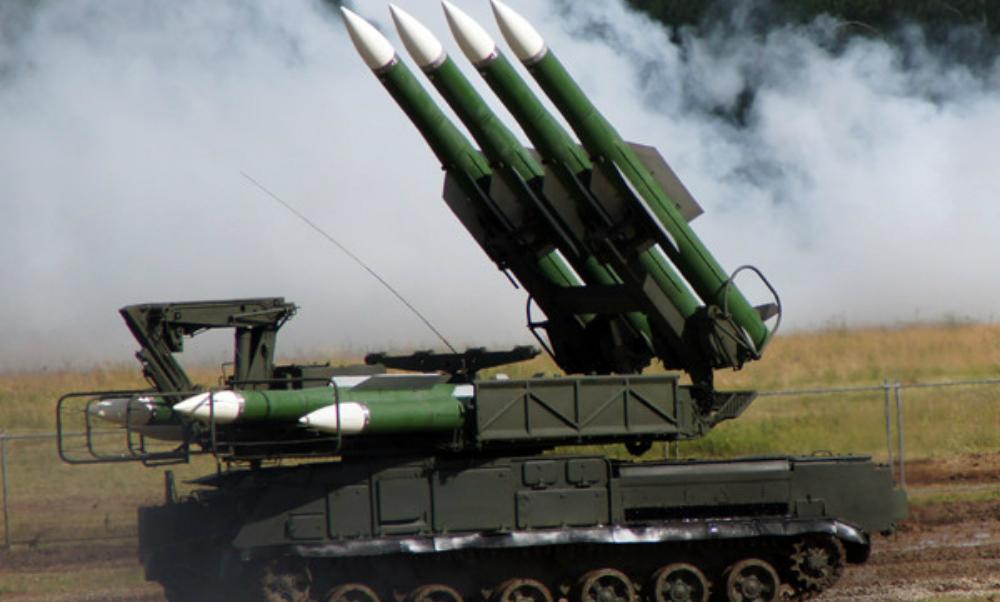 Египет решил купить для модернизации армии российские «Буки» последнего поколения