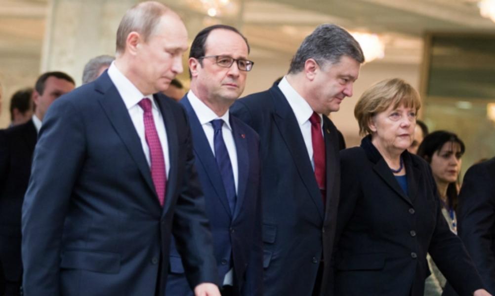 Путин после переговоров в Берлине: «Миссия ОБСЕ в Донбассе будет расширена»