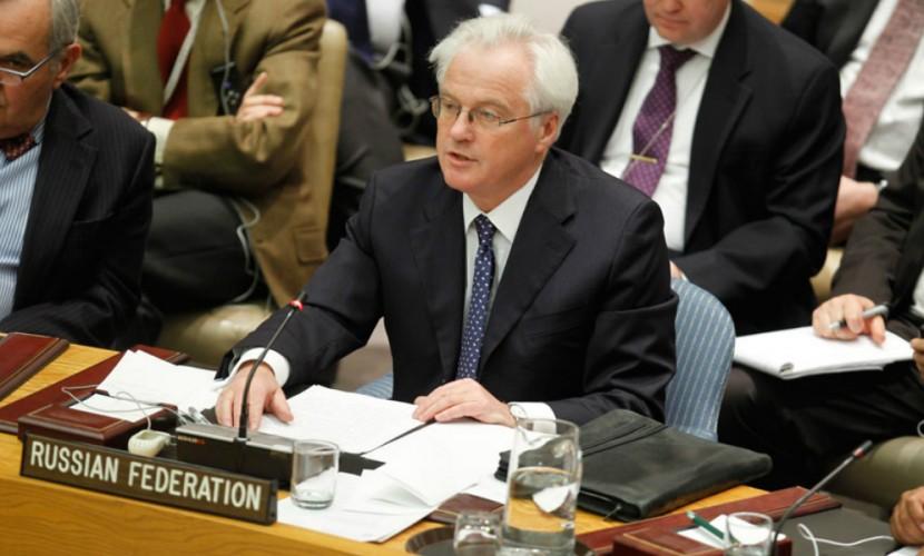 Россия стала председателем Совбеза ООН на октябрь