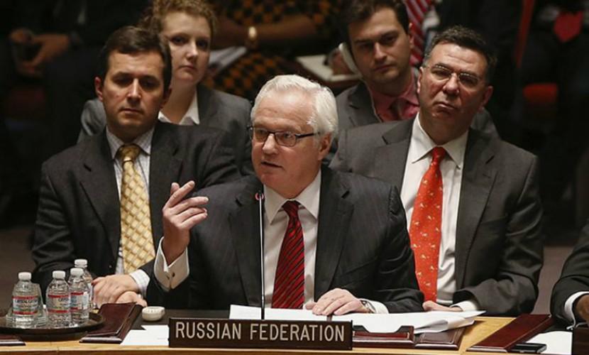 Заявление России об осуждении обстрела посольства в Дамаске заблокировали в Совбезе ООН США и их «друзья»